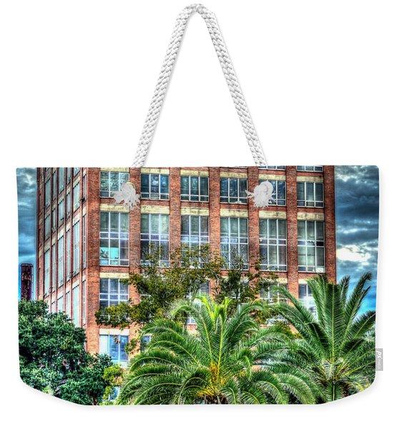 Imperial Sugar Factory Daytime Hdr Weekender Tote Bag