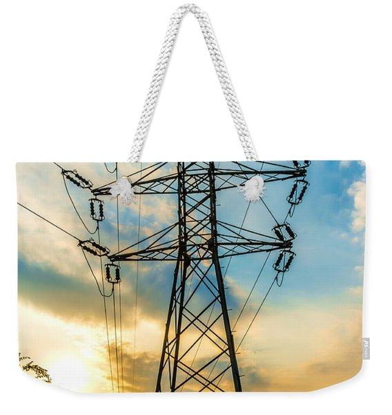 In Chains Weekender Tote Bag