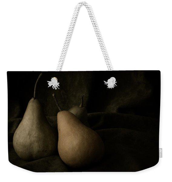 In Darkness Weekender Tote Bag