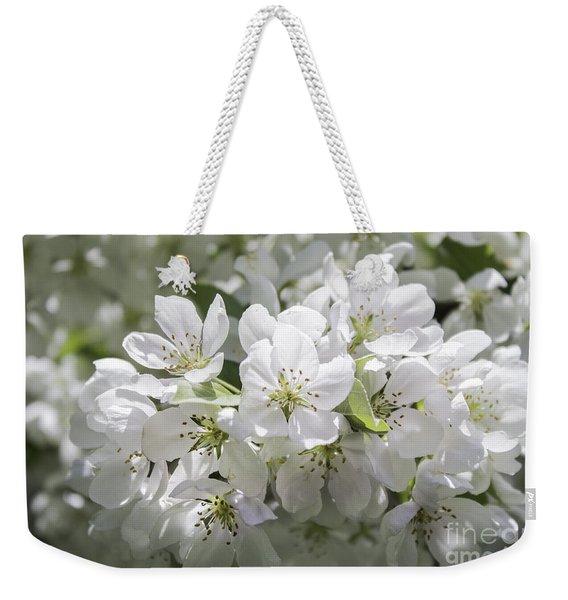 In Full Bloom Weekender Tote Bag