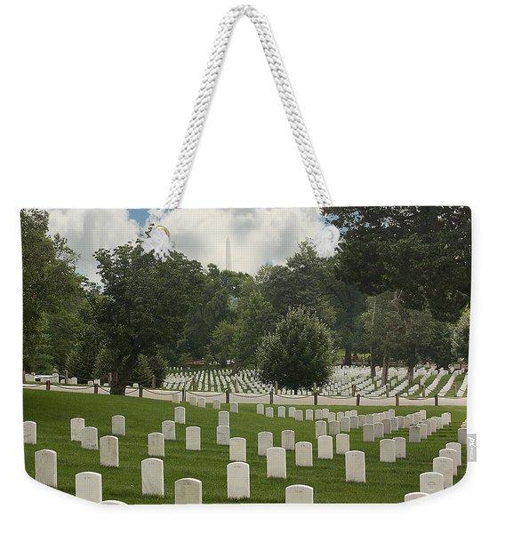 In Rememberance-arlington Weekender Tote Bag