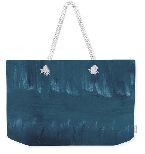 In Stillness Weekender Tote Bag