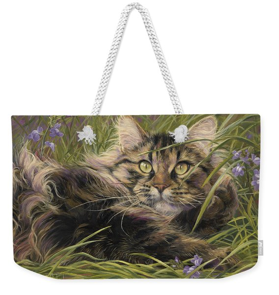 In The Grass Weekender Tote Bag