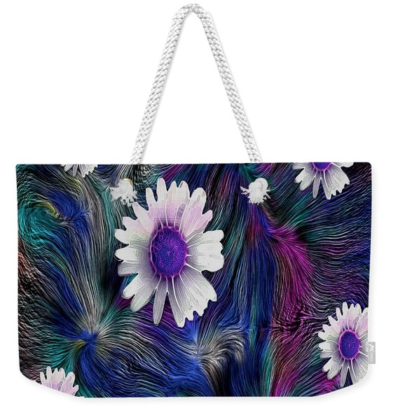 In The Magic Forest In The Temple Of Colors Weekender Tote Bag