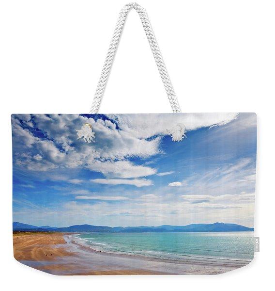 Inch Beach, Dingle Peninsula, County Weekender Tote Bag
