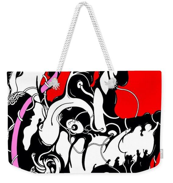 Incubus Weekender Tote Bag