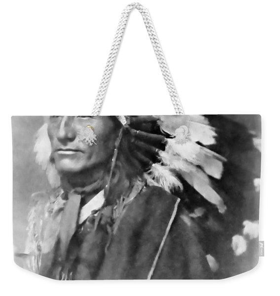 Indian Chief - 1902 Weekender Tote Bag