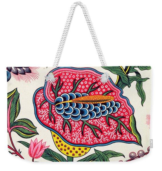 Indian Model Weekender Tote Bag
