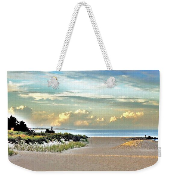Indian River Inlet - Delaware State Parks Weekender Tote Bag