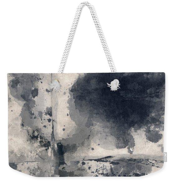 Indigo Clouds 1 Weekender Tote Bag