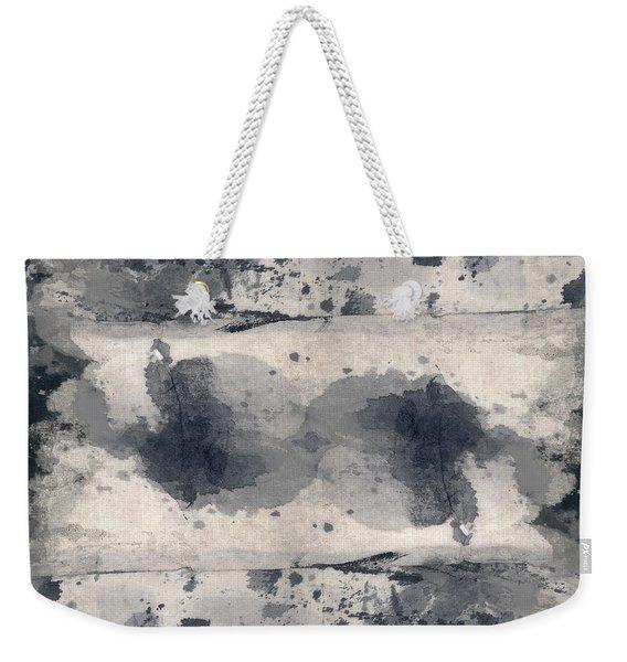 Indigo Clouds 2 Weekender Tote Bag
