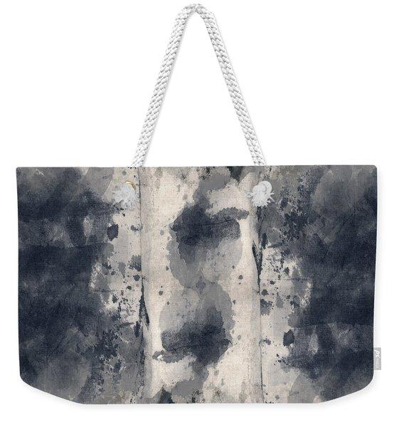 Indigo Clouds 3 Weekender Tote Bag