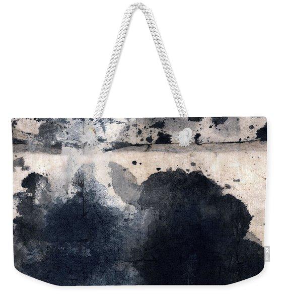 Indigo Clouds 4 Weekender Tote Bag