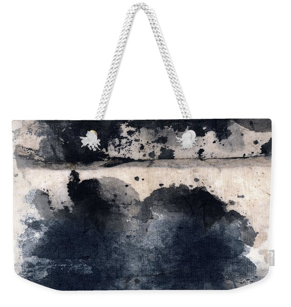 Indigo Clouds 5 Weekender Tote Bag
