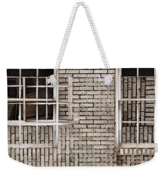 Industrial District Abstract Number 2 Weekender Tote Bag