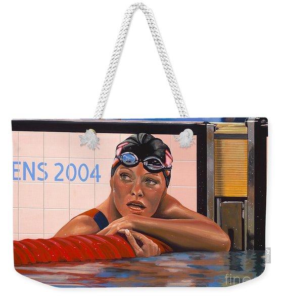 Inge De Bruijn Weekender Tote Bag