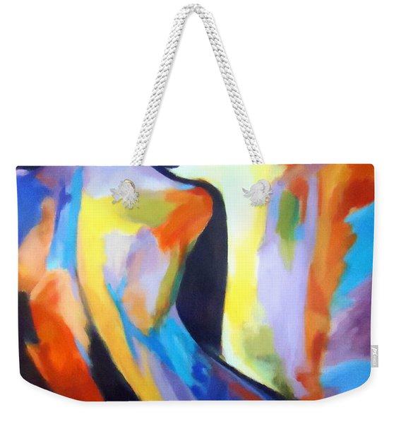 Inner Arsonist Weekender Tote Bag