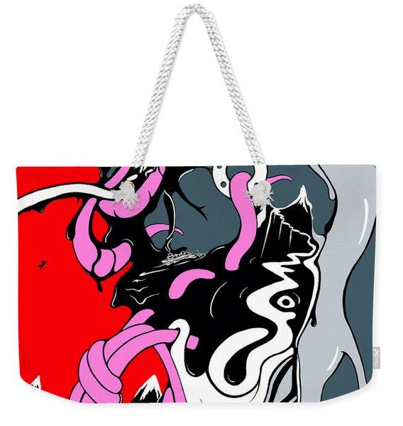 Insanity Weekender Tote Bag