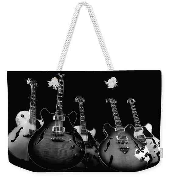 Instrumental Change Weekender Tote Bag