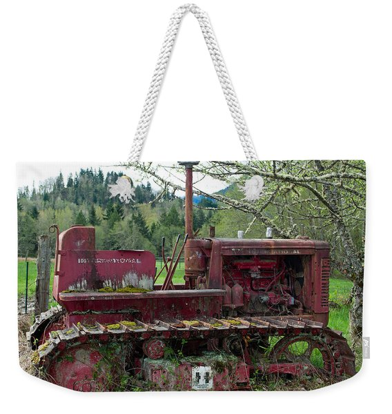 International Harvester Weekender Tote Bag