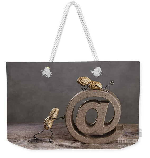Internet Weekender Tote Bag