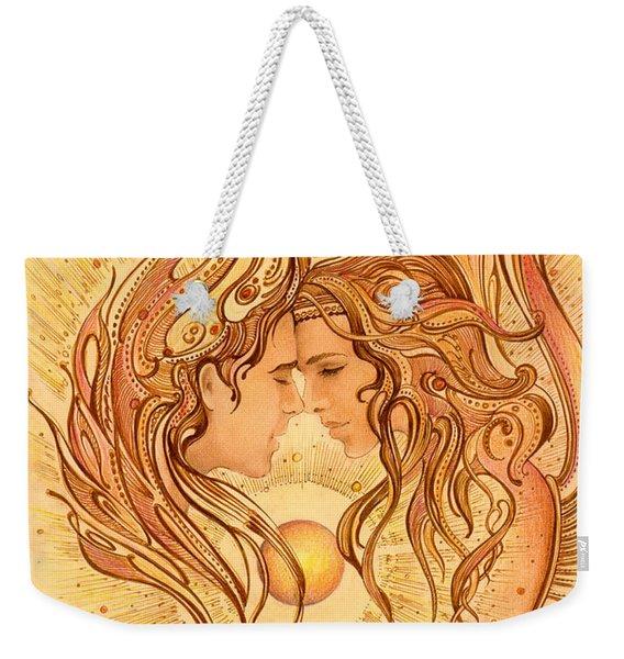 Intimacy Weekender Tote Bag