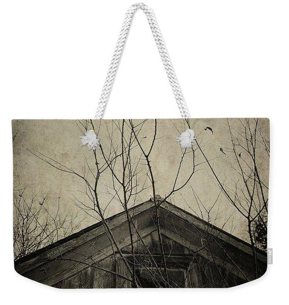 Into The Dark Past Weekender Tote Bag