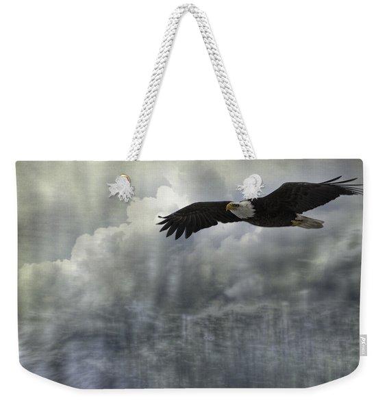 Into The Heavens Weekender Tote Bag