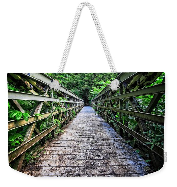 Into The Jungle  Weekender Tote Bag