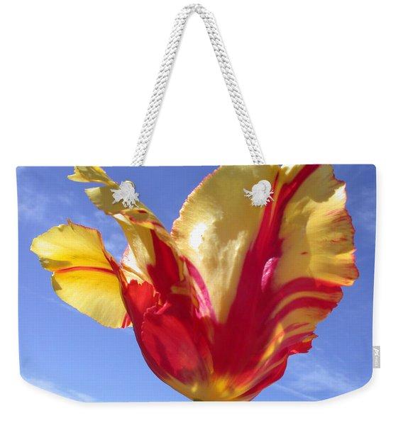 Into The Sky Weekender Tote Bag