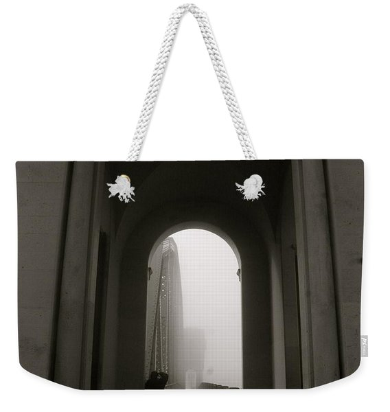 Into The Void 2 Weekender Tote Bag