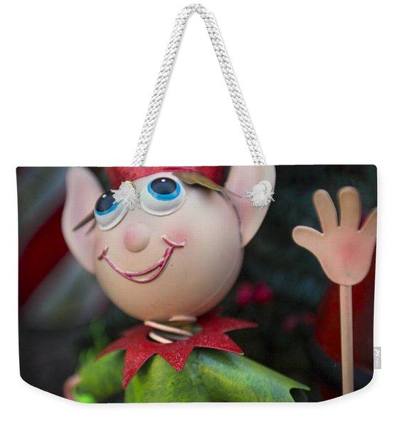 Introduce Yours-elf Weekender Tote Bag