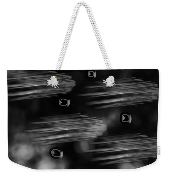 Invasion Of The 4th Kind Weekender Tote Bag