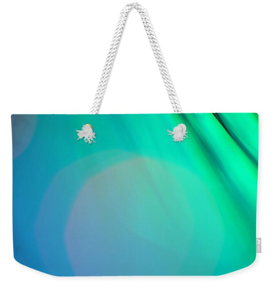 Invisible Sun Weekender Tote Bag