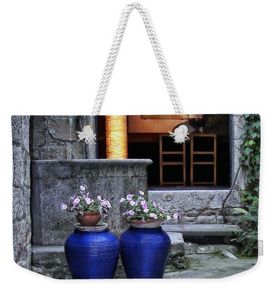 Invitation Weekender Tote Bag
