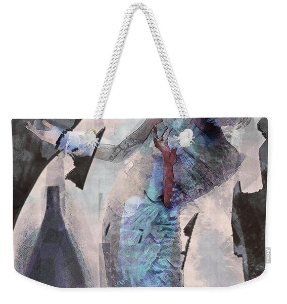 Invoke Weekender Tote Bag