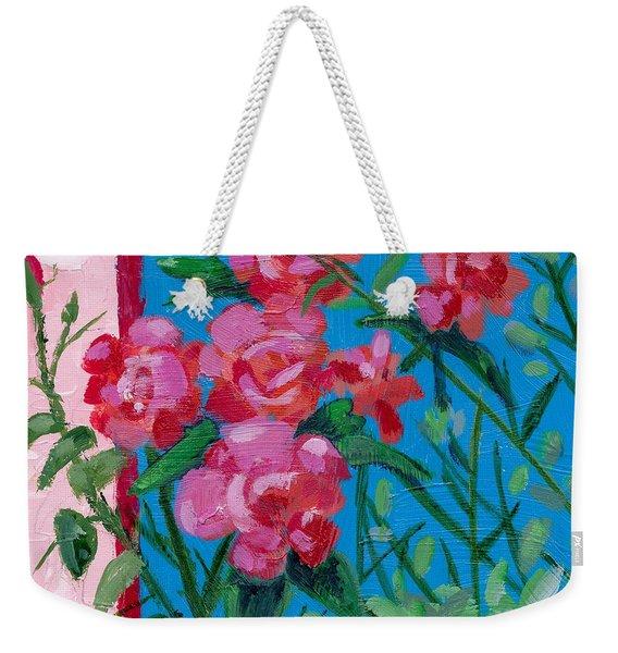 Ioannina Garden Weekender Tote Bag