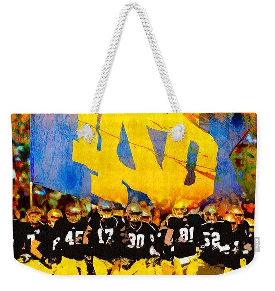 Irish In Color Weekender Tote Bag