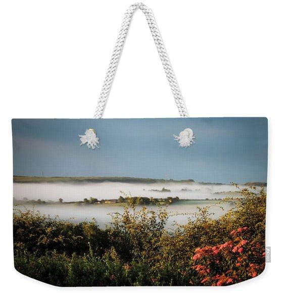 Irish Mist Over Lissycasey Weekender Tote Bag