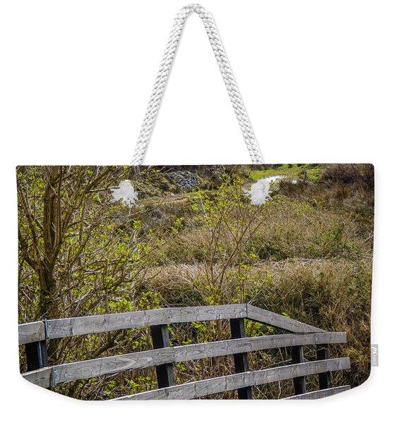 Irish Spring Weekender Tote Bag