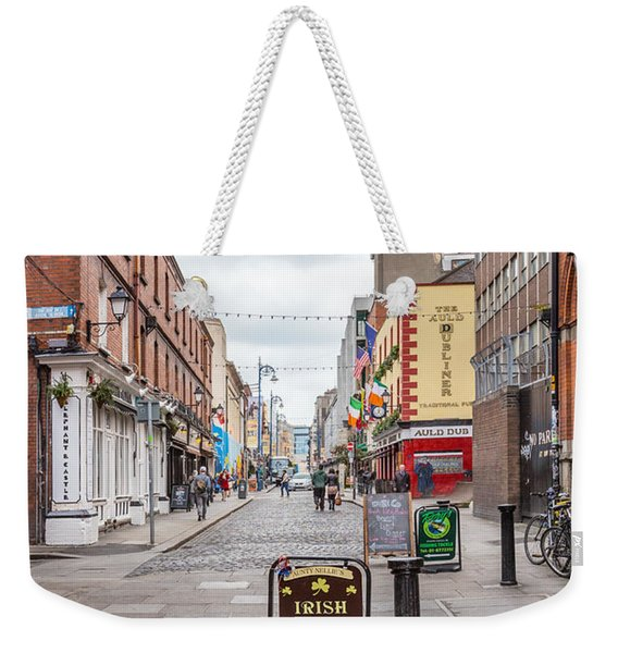 Irish Sweet Shop Weekender Tote Bag