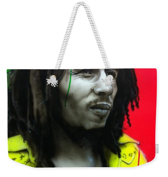 Iron Like A Lion In Zion Weekender Tote Bag