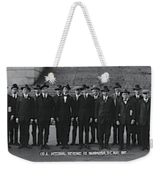 Irs Employees Washington Dc Weekender Tote Bag