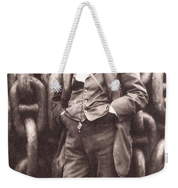Isambard Kingdom Brunel  Weekender Tote Bag