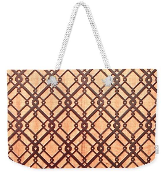 Islamic Pattern Weekender Tote Bag