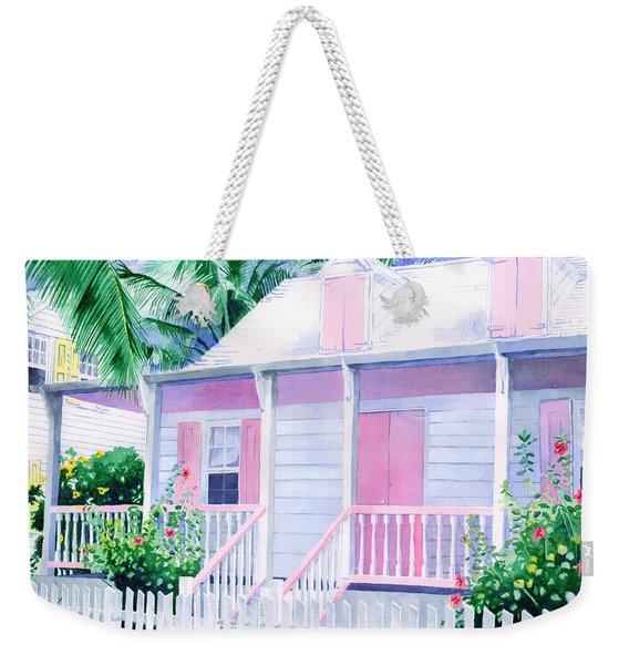 Island Charm Weekender Tote Bag