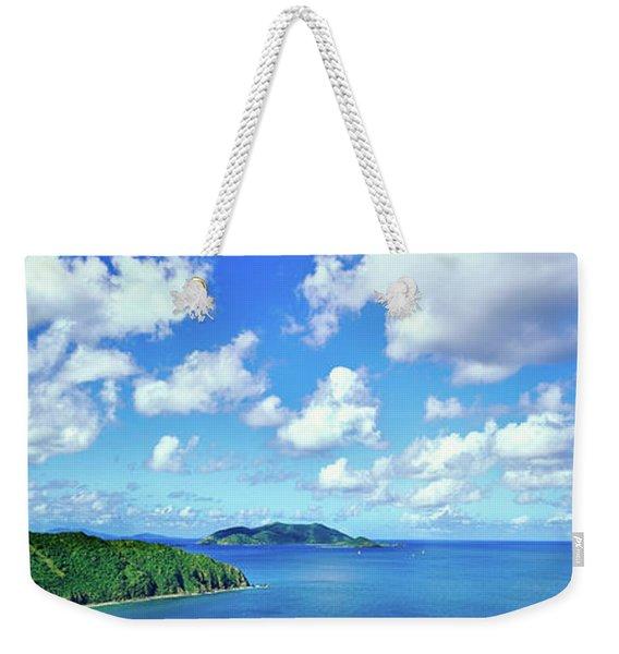 Island In The Ocean, North Side Coast Weekender Tote Bag
