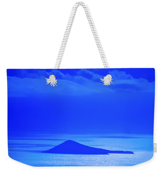 Island Of Yesterday Weekender Tote Bag