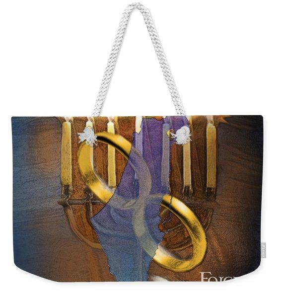 Israel Forever Weekender Tote Bag