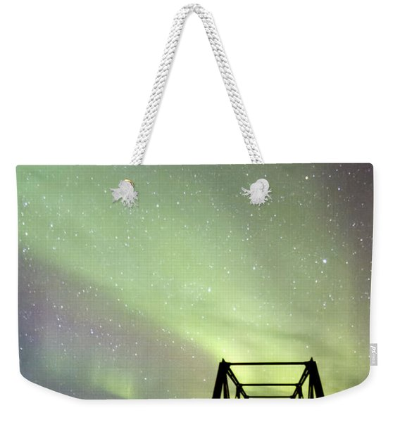 It Came Upon A Midnight Clear Weekender Tote Bag